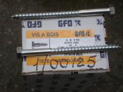 Болт GFD