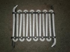 Радиатор масляный (змеевик) МТЗ 80-1405010-1