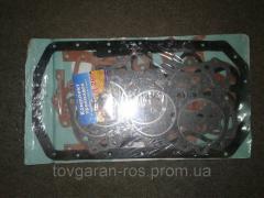 Комплект прокладок МТЗ для ремонта двигателя...