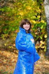 Raincoats waterproof and wind-shelter.