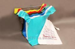 "Undershirt"" package. Polyethylene with"