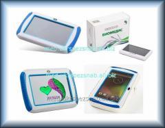 Аппарат физиотерапевтический БИОМЕДИС на платформе Android (модуль КОНТАКТ-БИОМЕДИС без ручных электродов 2015)