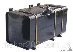 Бак топливный к автомобилю КАМАЗ 500л (в сборе,1250х660х660)
