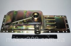 Бак радиатора верхний МТЗ (медь)