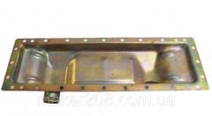 Бак радиатора нижний МТЗ (медь)
