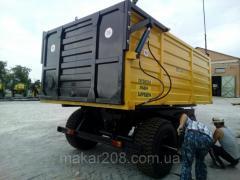 Прицеп для перевозки зерновых (зерновоз)