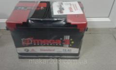 Аккумуляторная батарея АКБ 6СТ-74-А3 12V 720A