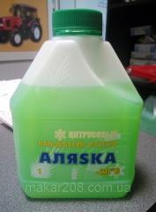 Омыватель стекол Аляска цитрусовый 1л