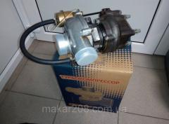 Turbocompressor of D-245-9E2 of ZIL Euro 2...