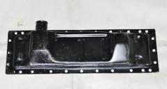 Бак радиатора нижний металлический МТЗ