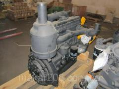D-243 MTZ engine of new complete 81 h.p....
