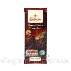 Chocolate. BELLAROM Finest Dark Chocolate of 74%