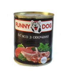 Корм для собак FUNNY DOG