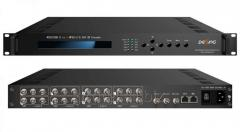 Телекомунікаційне обладнання NDS3228B 8 в 1 MPEG-2/H.264 SD Енкодер