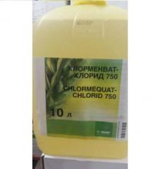 Хлормекват-хлорид 750, BASF