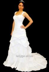 The Gabo wedding dress, new, an exclusive, with a