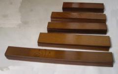Shovels of the vacuum pump RVN-40