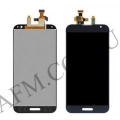 Дисплей (LCD) LG E980/  E985/  E986/  E988 Optimus G Pro Lite with touch screen black