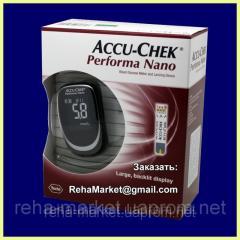 Accu Chek Performa Nano glucose meter - Akku-Chek