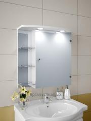 Шкафчик зеркальный с подсветкой А66-S