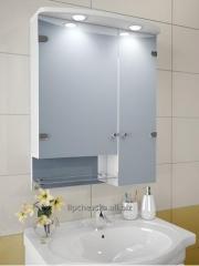 Зеркальный шкафчик с подсветкой А750-S