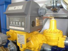 Лічильники (витратоміри) для АГЗС, газовозів Liquid Controls, LPM, MA, продуктивність  50-1325л/хв. Купити в Україні, Київ.