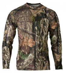-shirt for hunting and fishing of Browning Vapor Max Long Sleeve Shir