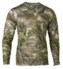 -shirt for hunting and fishing of Browning Vapor Max Long Sleeve Shir