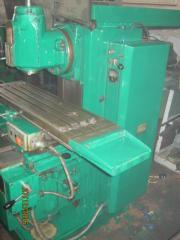 Machine universalnofrezerny 6r80sh