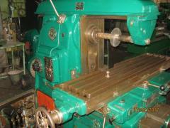 Machine gorizontalnofrezerny 6m82