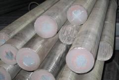 Kör alakú melegen hengerelt acél