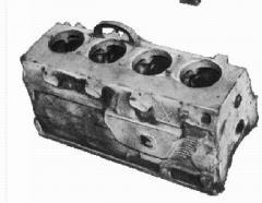 Блок цилиндров (отливки из чугуна)