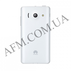 Задняя крышка Huawei Y300 U8833/  Ascend Y300D белая