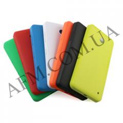 Задняя крышка Nokia 630 Lumia Dual Sim черная