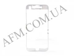 Рамка крепления дисплея iPhone 7 белая