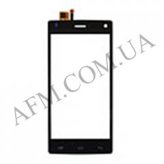 Сенсор (Touch screen) Fly FS452 черный