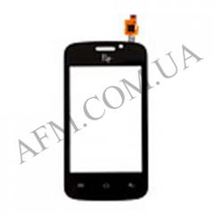 Сенсор (Touch screen) Fly IQ239+ черный