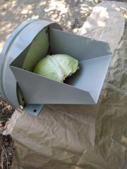 Терка ручная для шинкования капусты с плоскими