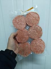 Burgers turkey meat