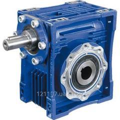 Червячный мотор-редуктор E Цельный вал (серия ET), E040, без двигателя