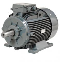 Трехфазный электродвигатель 0,09кВт-1500 об/мин AGM 56 4b  Gamak