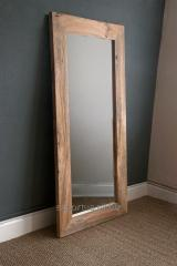 Mirror 1800 mm, floor with a leg, x 850 mm x 30 mm