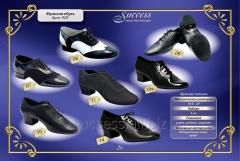 Dancing footwear category 'Men's