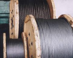 Steel ropes lay DOUBLE TYPE PC-PO