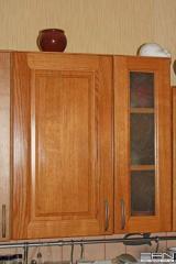 Фасады для кухонь из натурального дерева