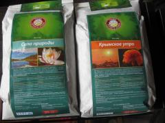 Продукты для здоровья в Украине, Чай