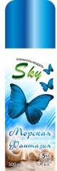 Освежитель воздуха аэрозольный ТМ Sky 300 мл