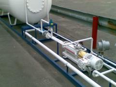Оборудование для газовых станций, моноблоков, ГНП, ГНС, нефтебаз, резервуаров, газопроводов. Пропан, бутан, ЛПГ, LPG, СУГ, сжиженный газ. Купить в Украине.