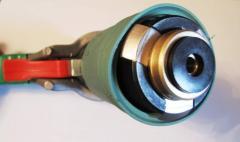 Guns for GRK, gas carrier clamps, the pneumogun,