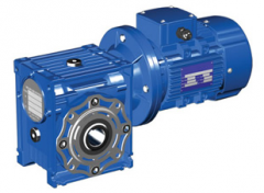 Мотор-редуктор червячные одноступенчатые тип МЧ и МЧФ